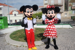 Mickey e Minnie (1)