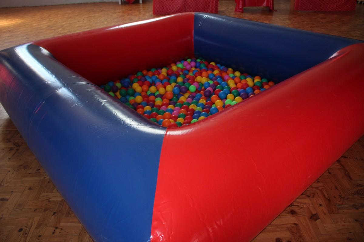Insufl vel piscina de bolas supimpa kids for Piscina de bolas minibe